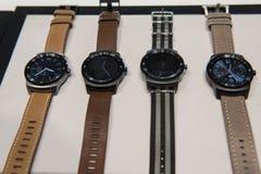 Reloj de LG G Fotos de archivo libres de regalías