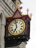 Reloj de Londres imagen de archivo