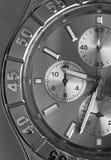 Reloj de los deportes Foto de archivo libre de regalías