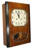 Reloj de pared. Imagen de archivo libre de regalías