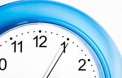 Reloj de pared Fotos de archivo libres de regalías