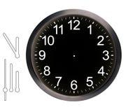 Reloj de pared Imagen de archivo libre de regalías