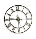 Reloj de pared del número romano Fotos de archivo libres de regalías