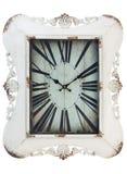 Reloj de pared del vintage Foto de archivo libre de regalías