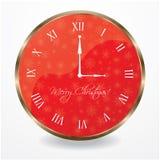 Reloj de pared especial Fotografía de archivo libre de regalías
