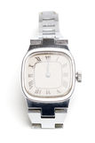 Reloj de señoras del vintage Fotografía de archivo