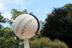 Reloj de sol Foto de archivo libre de regalías