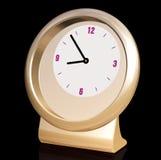 Reloj de tabla Imagen de archivo