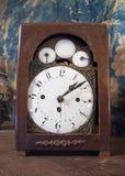 Reloj de tabla antiguo Foto de archivo libre de regalías