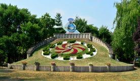 Reloj de Timisoara Fotos de archivo libres de regalías