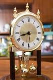 Reloj de vector Imágenes de archivo libres de regalías