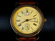 Reloj del cronógrafo Fotografía de archivo libre de regalías
