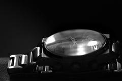 Reloj del cronógrafo Fotografía de archivo