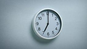 Reloj del ` de 7 O - tiro móvil del reloj de pared