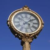 Reloj del edificio de la Quinta Avenida Fotografía de archivo libre de regalías