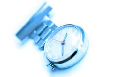 Reloj del fob de las enfermeras imagen de archivo