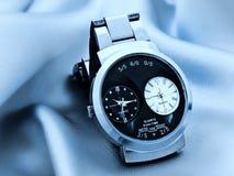 Reloj del hombre Fotografía de archivo