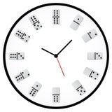Reloj del juego Foto de archivo libre de regalías