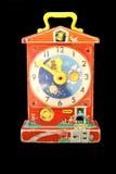 Reloj del juguete fotografía de archivo libre de regalías