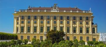 Reloj del lugar de Schonbrunn Fotografía de archivo