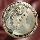 Reloj del motor Imagen de archivo libre de regalías