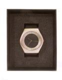 Reloj del regalo Imágenes de archivo libres de regalías