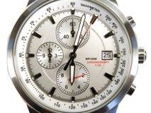 Reloj del reloj Foto de archivo libre de regalías