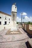 Reloj del sol Santo Domingo Imágenes de archivo libres de regalías