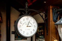 Reloj del terminal de la estación de Grand Central Foto de archivo