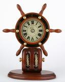 Reloj del timón Fotografía de archivo libre de regalías
