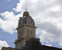 Reloj del tribunal Imagenes de archivo