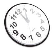 Reloj del vector Imagenes de archivo