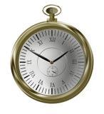 Reloj del viejo estilo Fotos de archivo libres de regalías
