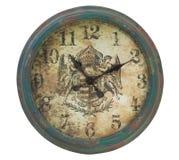 Reloj del vintage Foto de archivo libre de regalías
