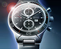 Reloj, detalle Imagen de archivo