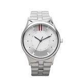 Reloj elegante y de lujo Imágenes de archivo libres de regalías