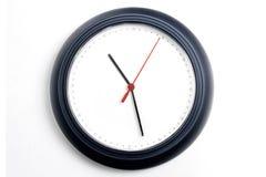 Reloj en la pared Imagen de archivo libre de regalías