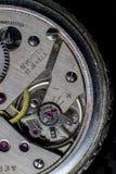 Reloj esquelético Imagenes de archivo
