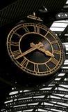 Reloj grande Fotografía de archivo libre de regalías