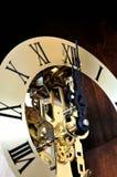 Reloj mecánico foto de archivo