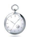 Reloj mecánico Imágenes de archivo libres de regalías