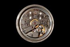 Reloj mecánico Foto de archivo libre de regalías