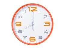 Reloj moderno Imagen de archivo libre de regalías