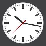 Reloj moderno stock de ilustración