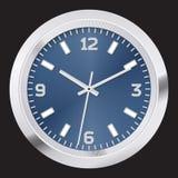 Reloj moderno ilustración del vector
