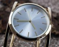 Reloj moderno Fotografía de archivo