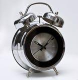 Reloj moderno Imágenes de archivo libres de regalías