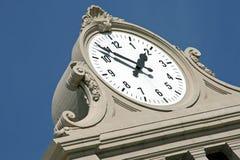 Reloj monumental imagen de archivo libre de regalías