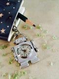 Reloj, reloj imagen de archivo