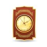 Reloj retro Imagenes de archivo
